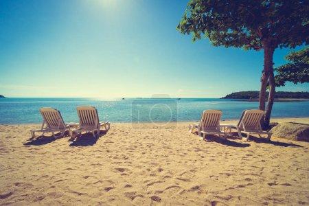 azul sillas cielo hermosa vacaciones viajes