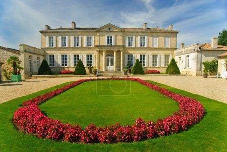pasto, patrimonio, pintoresco, Mansión, Francia., palacio - B8312160