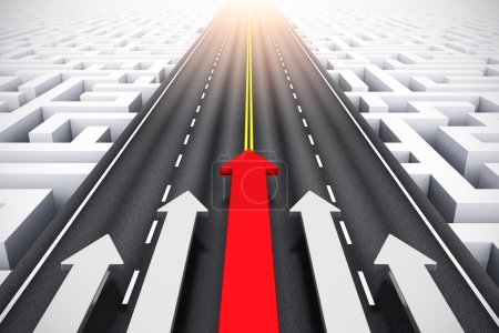 competencia, Grupo, punto de vista, negocios, éxito, crecimiento - B39186921