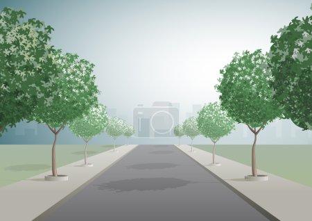 verde, Color, Imagen, vector, antecedentes, nadie - B22812326