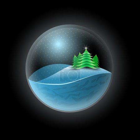 Esfera, vector, Contexto, Círculo, Ilustración, Diseño - B32254521