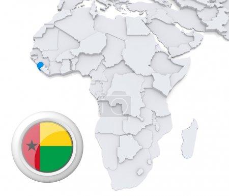 Contexto, bandera, mapa, África, Argelia, Egipto - B28737871