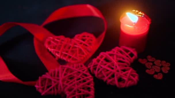 rojo antecedentes disenyo celebracion dia decoracion