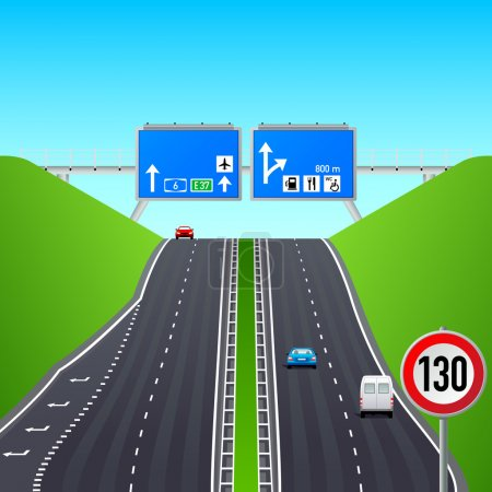 vector, Ilustración, signo de, viajes, transporte, vehículo - B66955053