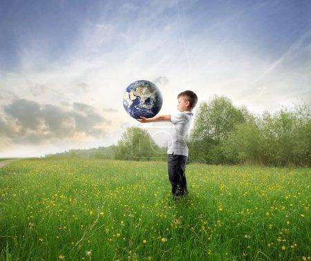 verde, Cielo, negocios, comprar, Mantenimiento, joven - B3857837