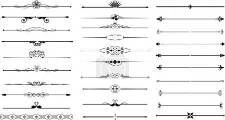 vector, ilustración, diseño, conjunto, envase, Aislado - B6126327